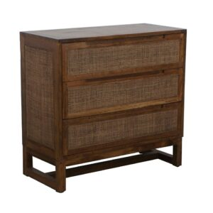 Buy Luxury Havana 3 Drw Tallboy - Rustic Online in NSW