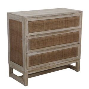 Buy Luxury Havana 3 Drw Tallboy - DGW Online in NSW