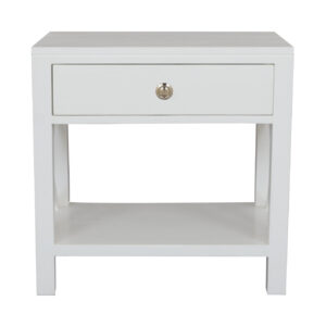 Buy Catalina Crossed White Coffee Table in Australia