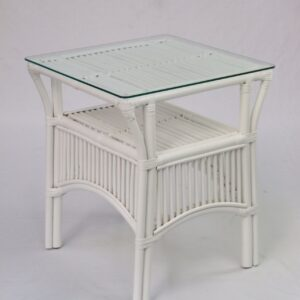Buy Luxury Avoca Side Table-White Online in NSW