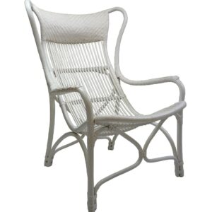 Buy Luxury Barbados Living Chair - White Online in NSW