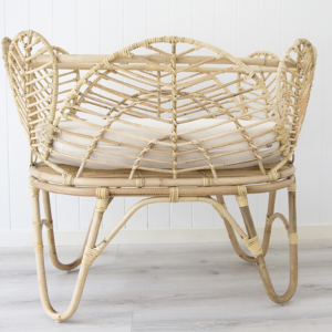 Buy Luxury Luxe Baby Bassinet - Natural Online in NSW