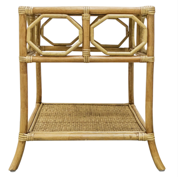 Buy Luxury Luxe Maldives Side Table Natural Online in NSW