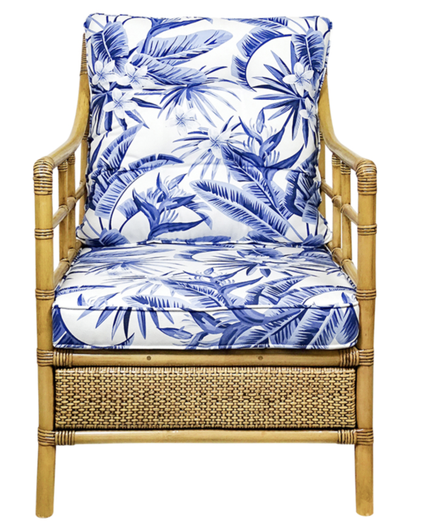 Buy Luxury Cayman Lounge Chair Natural Online in NSW