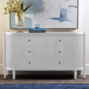 Buy BelAir White Chest of Drawers in Australia