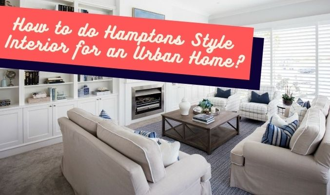 Hamptons Style Furniture australia