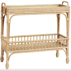 Buy Island Cocktail Table Natural Rattan in NSW