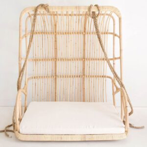 Buy Luxury Byron Hanging Chair - Natural Online in NSW