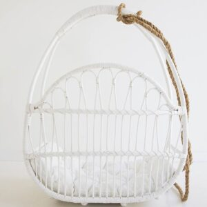 Buy Luxury Barbados Hanging Chair - White Online in NSW