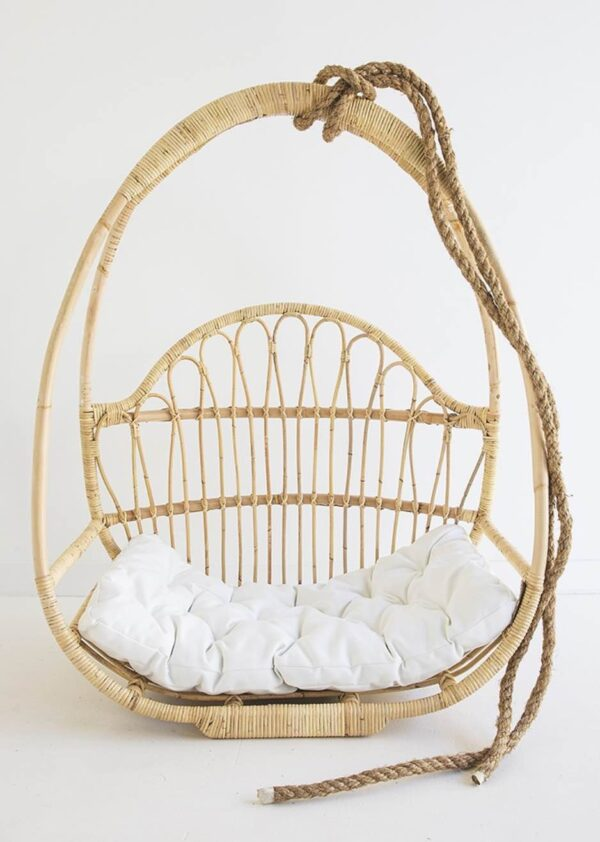 Buy Luxury Barbados Hanging Chair - Natural Online in NSW