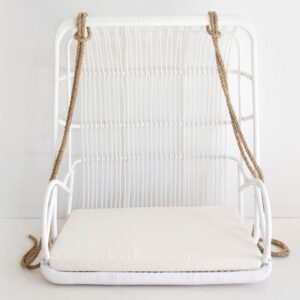 Buy Luxury Byron Hanging Chair - White Online in NSW