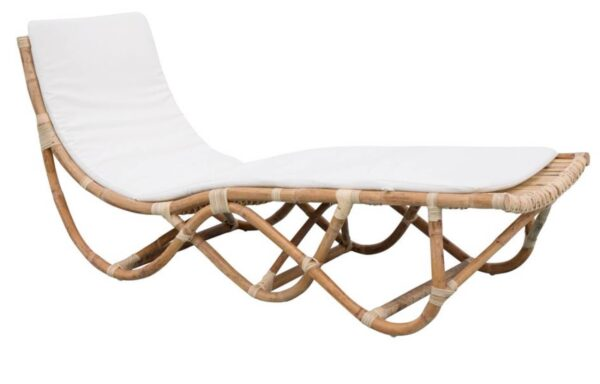 Buy Luxury Cuban LOUNGER WITH CUSHION Online in NSW