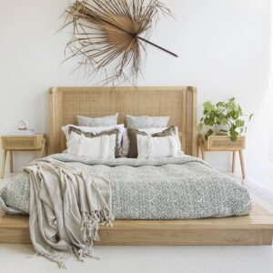 Buy Coastal Boho Queen bed in Australia