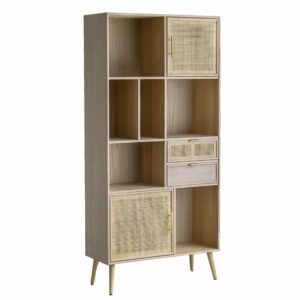 Buy Luxury Isabel Rattan COMPARTMENT CABINET Online in NSW