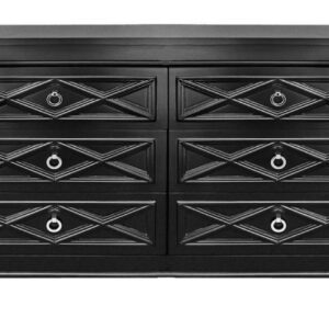 Barbados Black Chest of Drawers in Australia