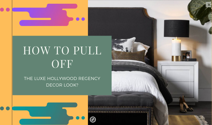 hollywood regency style furniture